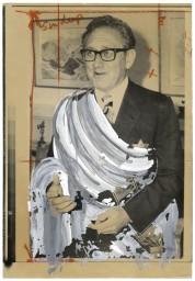 David Birkin - Iconographies, Kissinger (2013)
