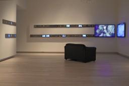 Vera Frenkel - The Blue Train (2012) / exhibition view
