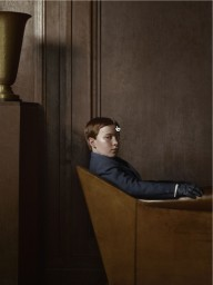 Erwin Olaf - Berlin series, Porträt 01, 22nd of April, 2012