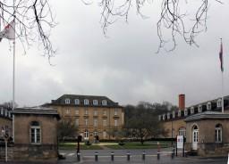 université ( campus walferdange )