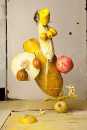 Lorenzo Vitturi - Yellow #1, Dalston Anatomy series (2013)